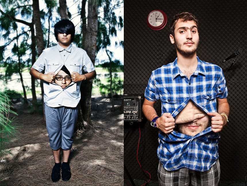 Junior, Digital Designer; Observer of Details | Bryan, Scientist & Musician; A Mine to Be Explored