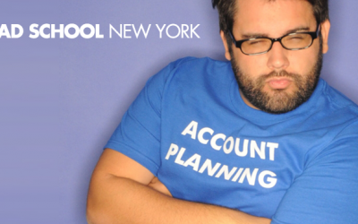 Application Deadline for the Boot Camp for Account Planning in New York Is May 27th.