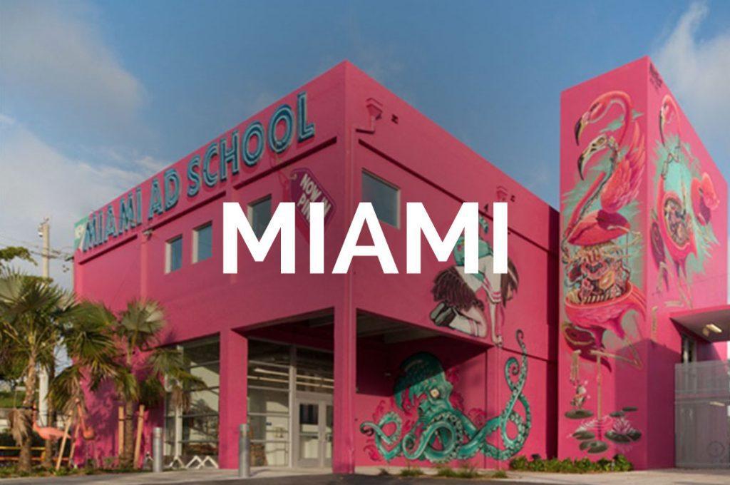 Study at the Top Advertising Program in Miami | Miami Ad School