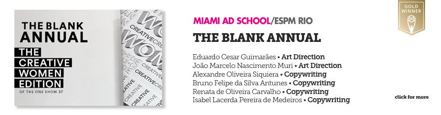 blank annual