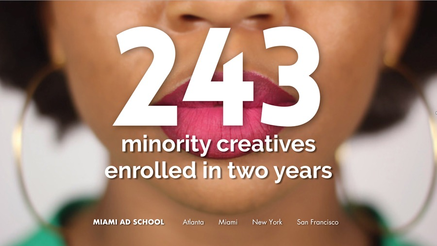 Minority Advertising Scholarship program