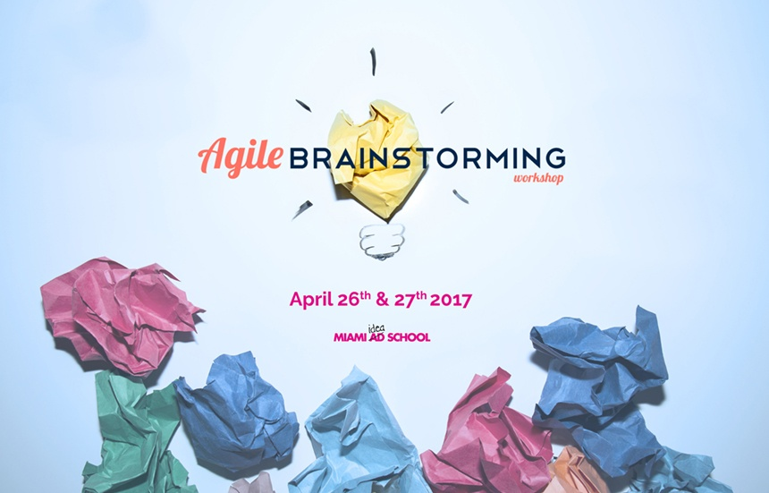 Agile Brainstorming Workshop is This April in Toronto!