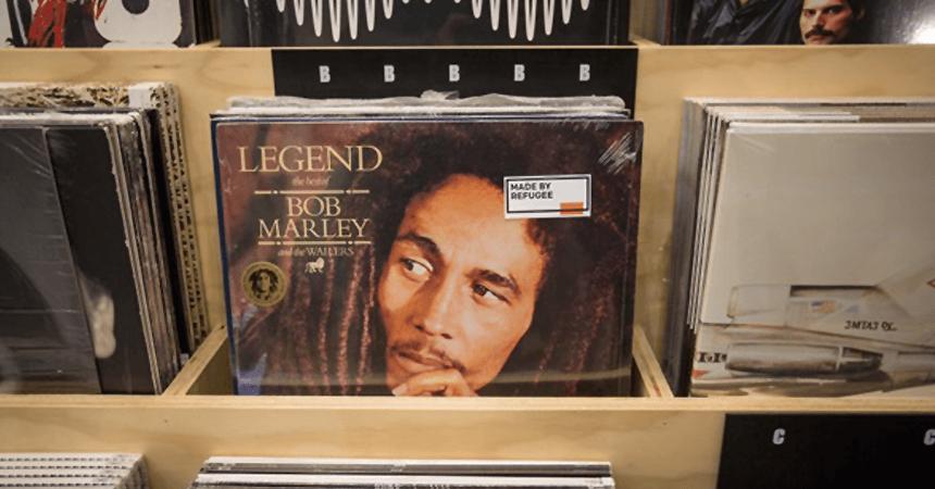 Bob Marley: Singer-Songwriter, Peace Activist—Jamaican Refugee