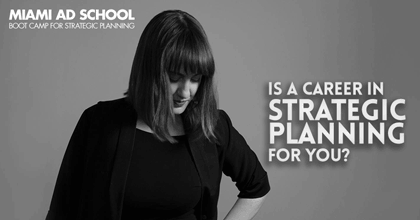 R/GA's Jess Greenwood: Is Strategic Planning For You?