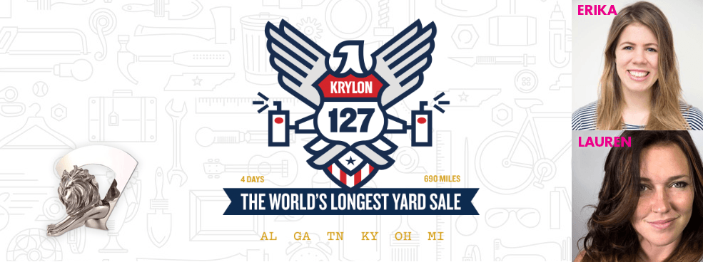 The World's Longest Yard Sale,—also known as the 127 Corridor Sale—takes place every August along 690 miles of US Highway 127, from Michigan to Alabama. The legendary event was the setting for a multifaceted promotion that took place across multiple social media channels.