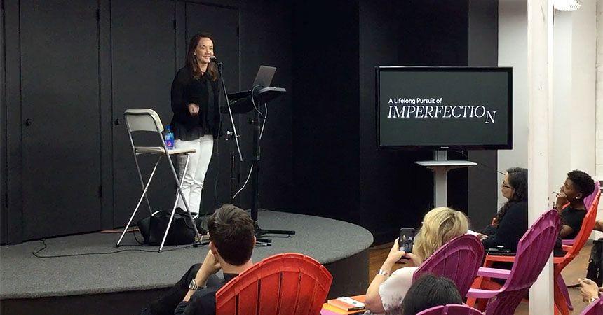 Goodby Silverstein Partners Chief Creative Officer—and Miami Ad School @ Portfolio Center grad—Margaret Johnson
