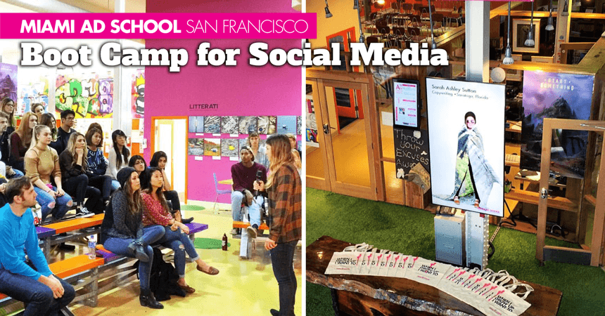 12 Weeks in San Francisco To Change Your Social Media Destiny
