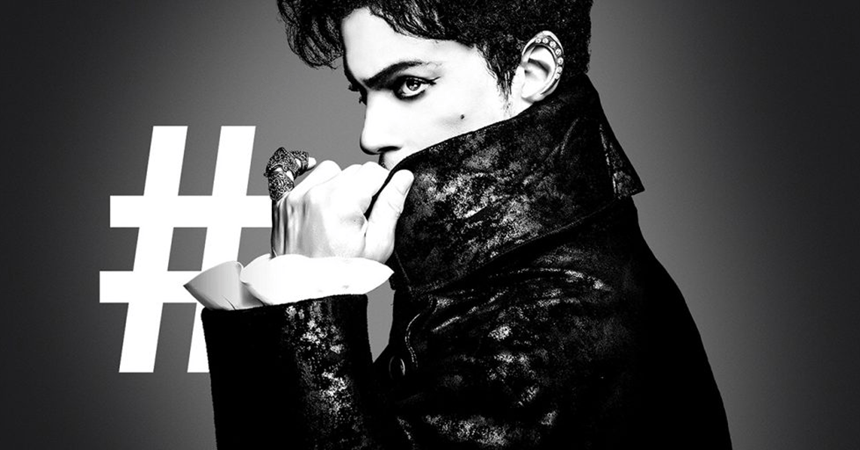 Prince Memorial Hashtag