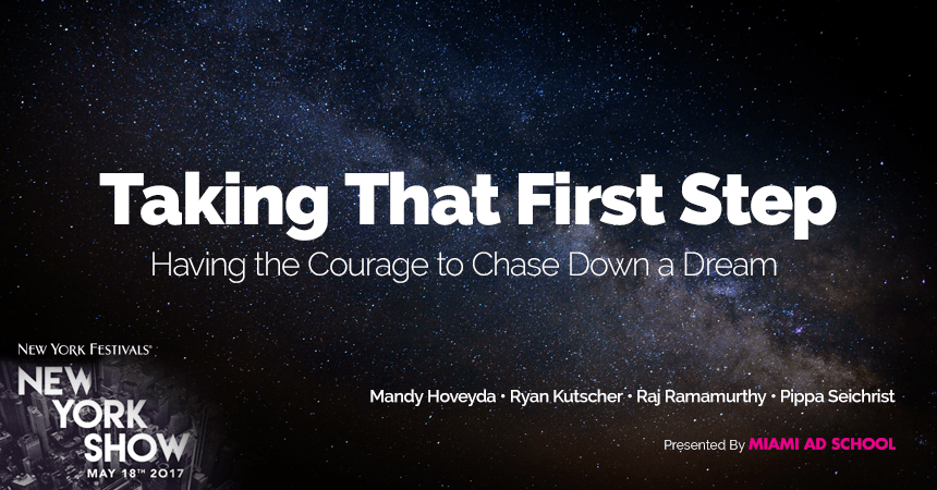 "Dreaming is easy. Making dreams real is another thing entirely. For altogether too many of us, we lose our way before we even begin. ""Taking That First Step: Having the Courage to Chase Down a Dream"" is about getting started and making the dream happen."