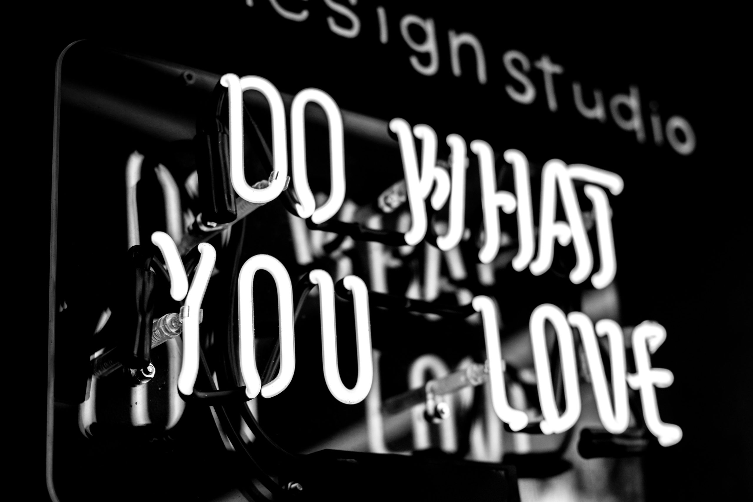 Do what you love as a digital designer