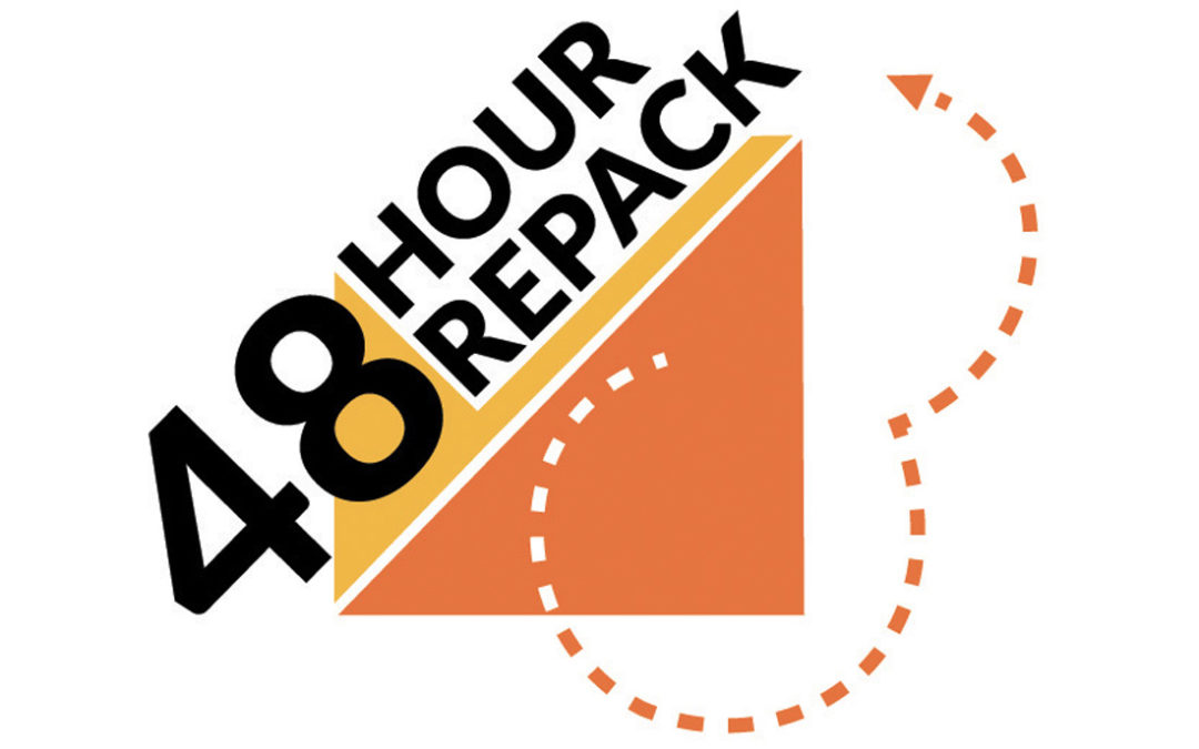 The 48 Hour Repack at M.AD School of Ideas