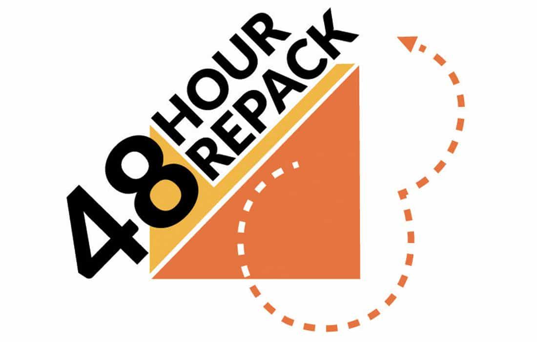 48 hour repack