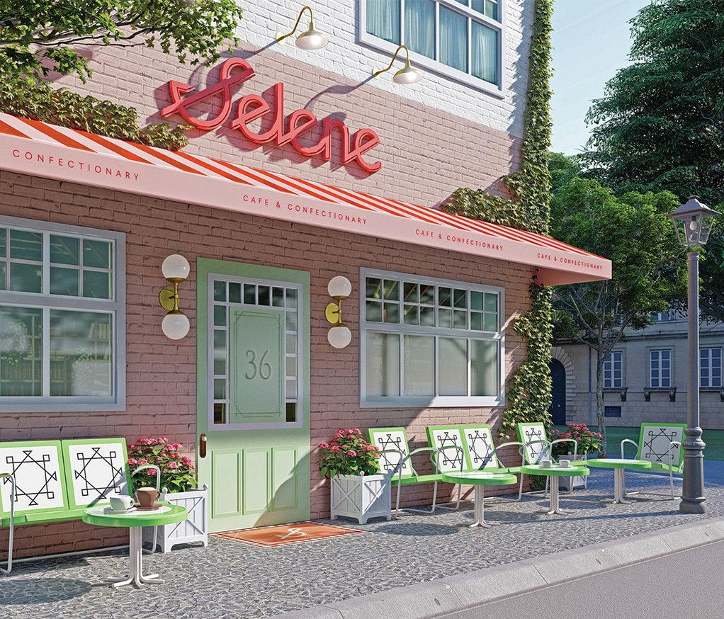 Seline - Restuarant Branding